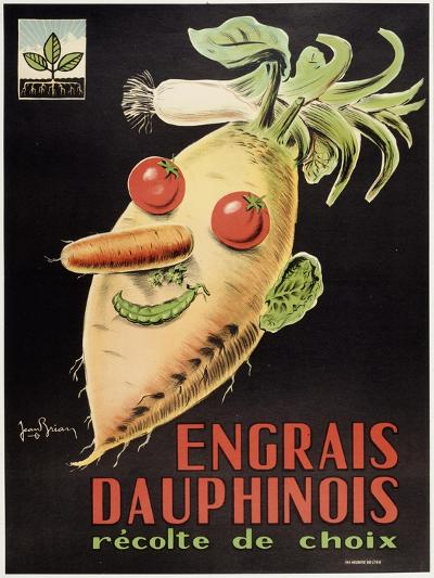 Engrais Dauphinois-Marcus Jules-Giclee Print