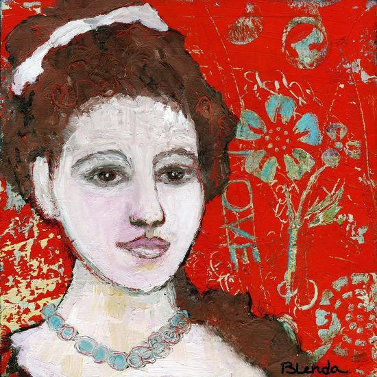 Engraved Love-Blenda Tyvoll-Giclee Print