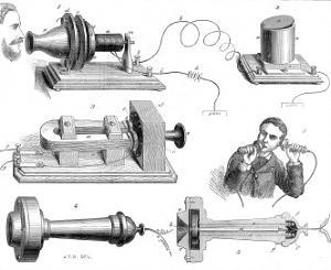 Beautiful Alexander Graham Bell artwork for sale, Posters