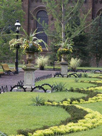Enid A. Haupt Garden, Washington, D.C. USA--Photographic Print