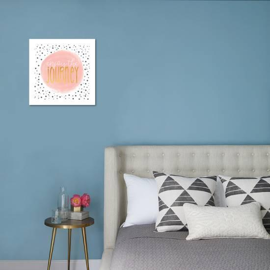 blush home decor.htm enjoy the journey blush pink  art print alli rogosich art com  blush pink  art print alli rogosich