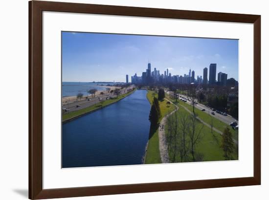 Enjoy The Park-NjR Photos-Framed Giclee Print