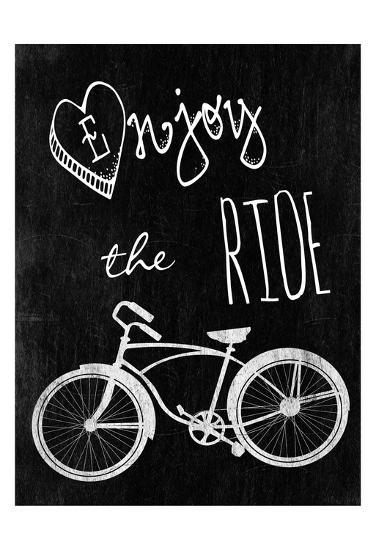 Enjoy The Ride-Sheldon Lewis-Art Print