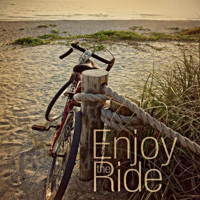 Enjoy the Ride-Gail Peck-Art Print
