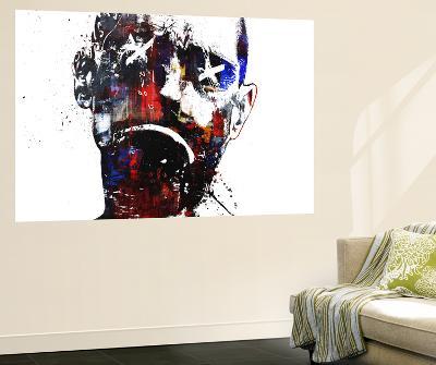 Enjoy the Silence-Alex Cherry-Wall Mural