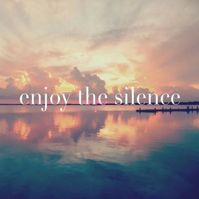 Enjoy the Silence-Bruce Nawrocke-Premium Giclee Print
