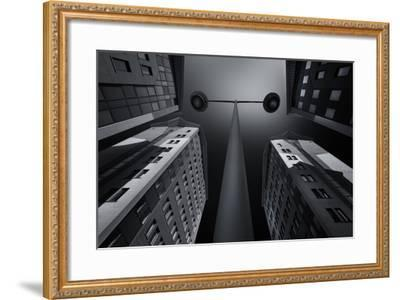 Enlighten Me-Jeroen Van-Framed Photographic Print