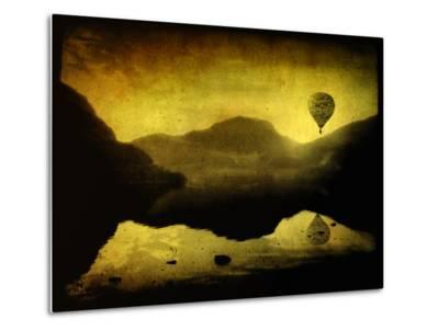 Enlightened-Cristina Carra Caso-Metal Print