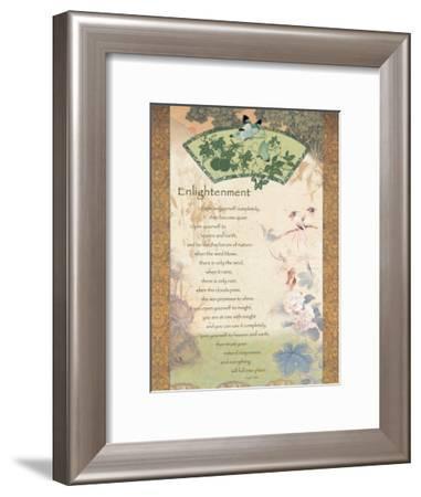 Enlightenment--Framed Giclee Print