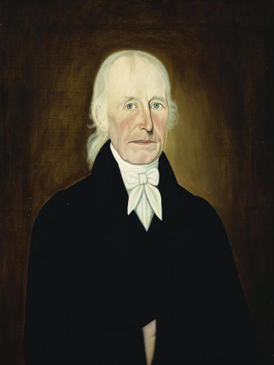 Enoch Perley, 1825-John Brewster-Giclee Print