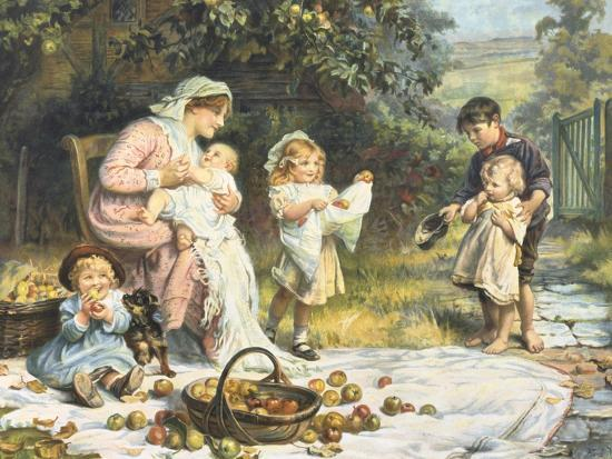 Enough and More to Spare-Frederick Morgan-Giclee Print