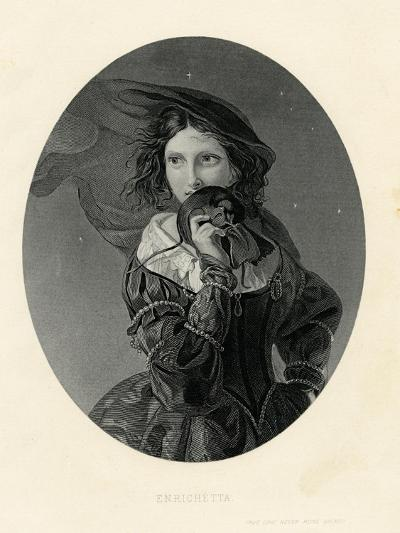 Enrichetta, True Love Never Runs Smooth--Giclee Print