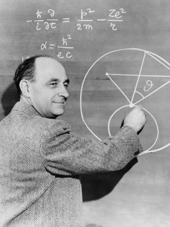 Enrico Fermi, Italian-American Physicist