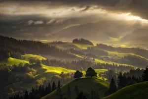 The Shire by Enrico Fossati