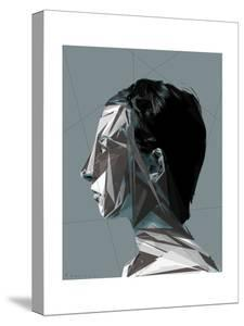 Abstract Woman I by Enrico Varrasso