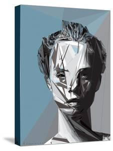 Abstract Woman II by Enrico Varrasso