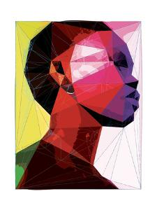 Black Woman 1 by Enrico Varrasso