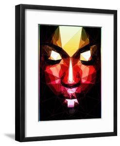 Dark Face by Enrico Varrasso