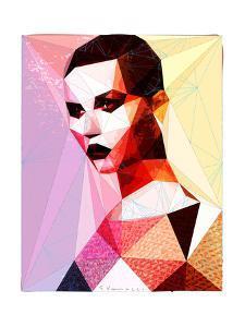 Goth Girl by Enrico Varrasso