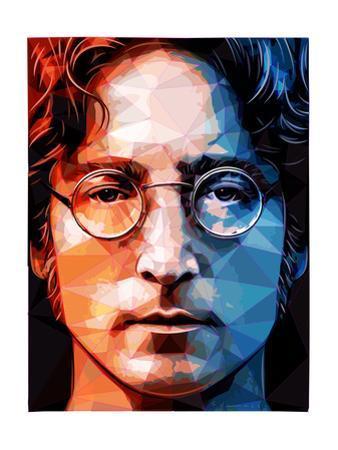 John Lennon by Enrico Varrasso