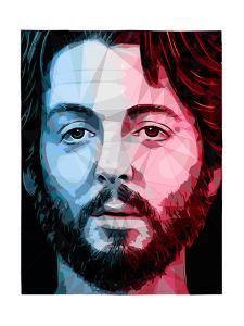 Paul McCartney by Enrico Varrasso