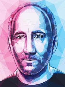 Pete Townshend by Enrico Varrasso