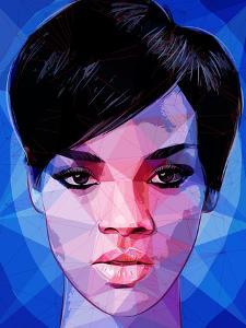 Rihanna by Enrico Varrasso