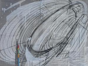Silver Swirl 2 by Enrico Varrasso