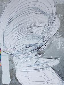 Silver Swirl 4 by Enrico Varrasso