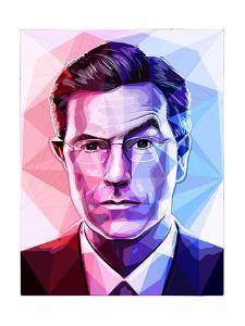 Stephen Colbert by Enrico Varrasso