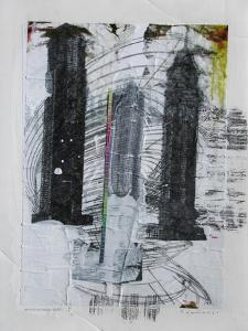 Three Towers by Enrico Varrasso
