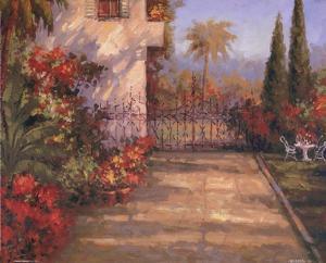 Porta Celeste I by Enrique Bolo