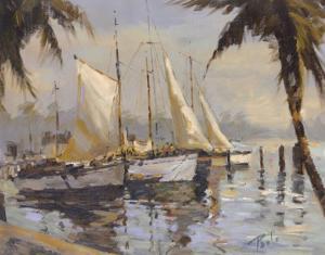Tropical Sail by Enrique Bolo