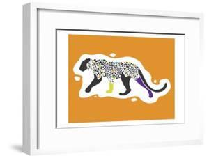 Fun Leopard by Enrique Rodriguez Jr.