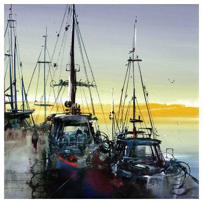 Ensemble-Roland Palmaerts-Art Print