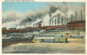 Ensley Steel Plant, Birmingham, Alabama