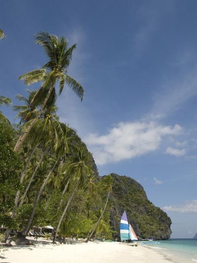 Entalula Island, Bacuit Bay, Palawan, Philippines, Southeast Asia, Asia--Photographic Print