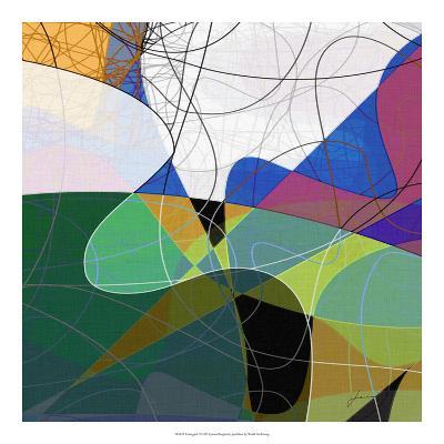 Entangled I-James Burghardt-Giclee Print