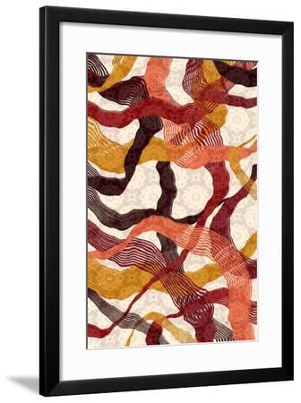 Entangled-Ruth Palmer-Framed Art Print