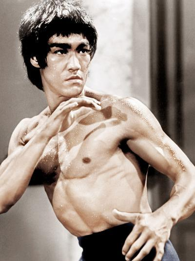 Enter The Dragon, Bruce Lee, 1973--Photo