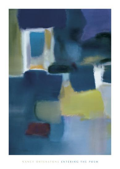 Entering the Poem-Nancy Ortenstone-Art Print