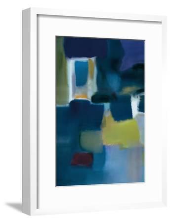 Entering the Poem-Nancy Ortenstone-Framed Art Print