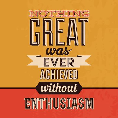 Enthusiasm-Lorand Okos-Art Print