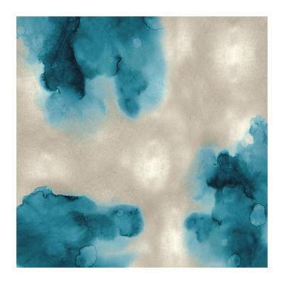 Entice in Aqua II-Lauren Mitchell-Giclee Print