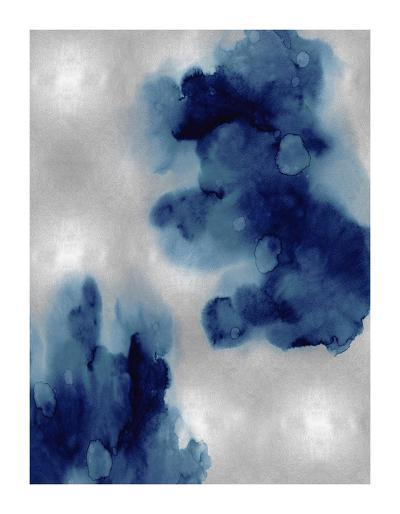 Entice in Indigo I-Lauren Mitchell-Giclee Print