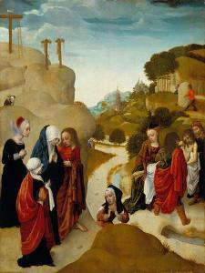 Entombment of Christ, C.1490