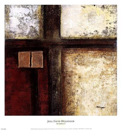 Entradita II-Joel Holsinger-Art Print