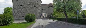 Entrance of a Fortress, Fat Margaret Tower, Tallinn, Estonia