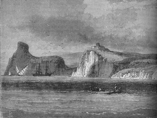 'Entrance of Balaclava Harbour', c1880-Unknown-Giclee Print