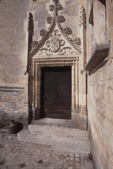 Entrance of Chateau Des Bories, Antonne-Et-Trigonant, Aquitaine, France, 15th-17th Century--Giclee Print